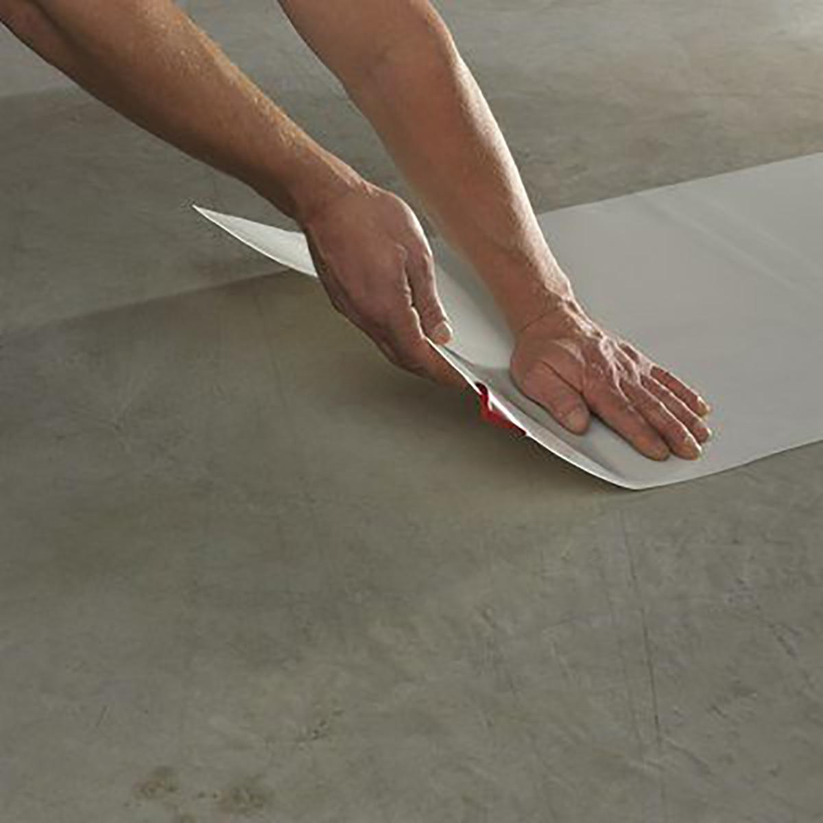 3M Clean-Walk Mat 5830 White, 18 in x 36 in, 30 sheets per Mat